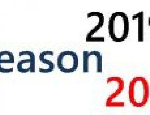 2019/20 Season racing calendar now available